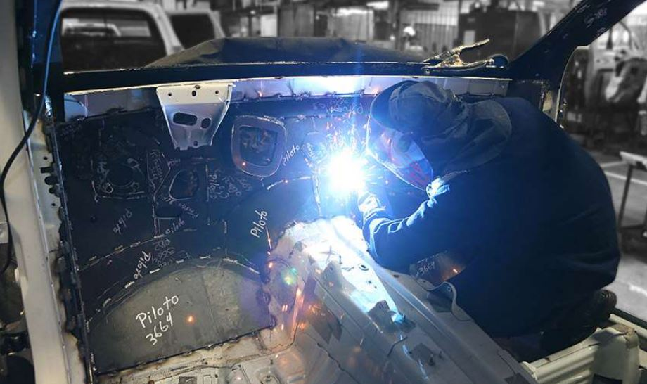 blindaje automotriz tps armoring